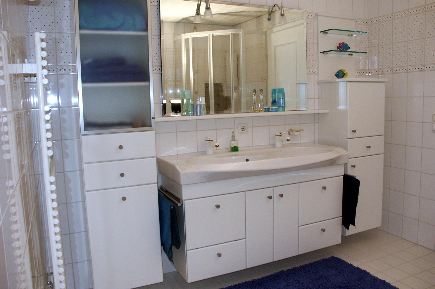 Badezimmer, Bad, Badmöbel, Bademöbel nach Maß, Innviertel
