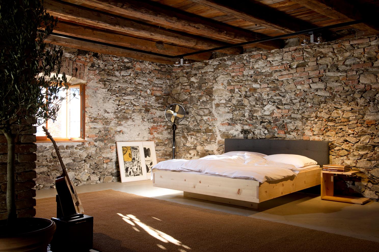 Zirbenholz Schlafzimmer, Zirbenholz Möbel, Zirbenholz Betten ...