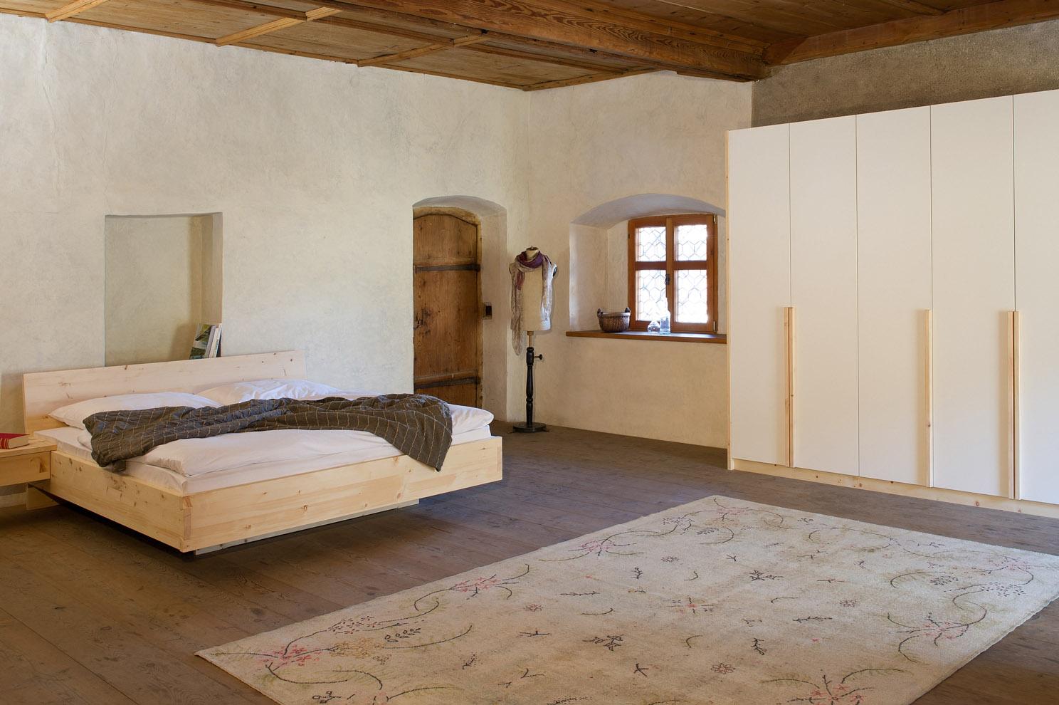 Zirbenholz Schlafzimmer Zirbenholz Mobel Zirbenholz Betten Innviertel
